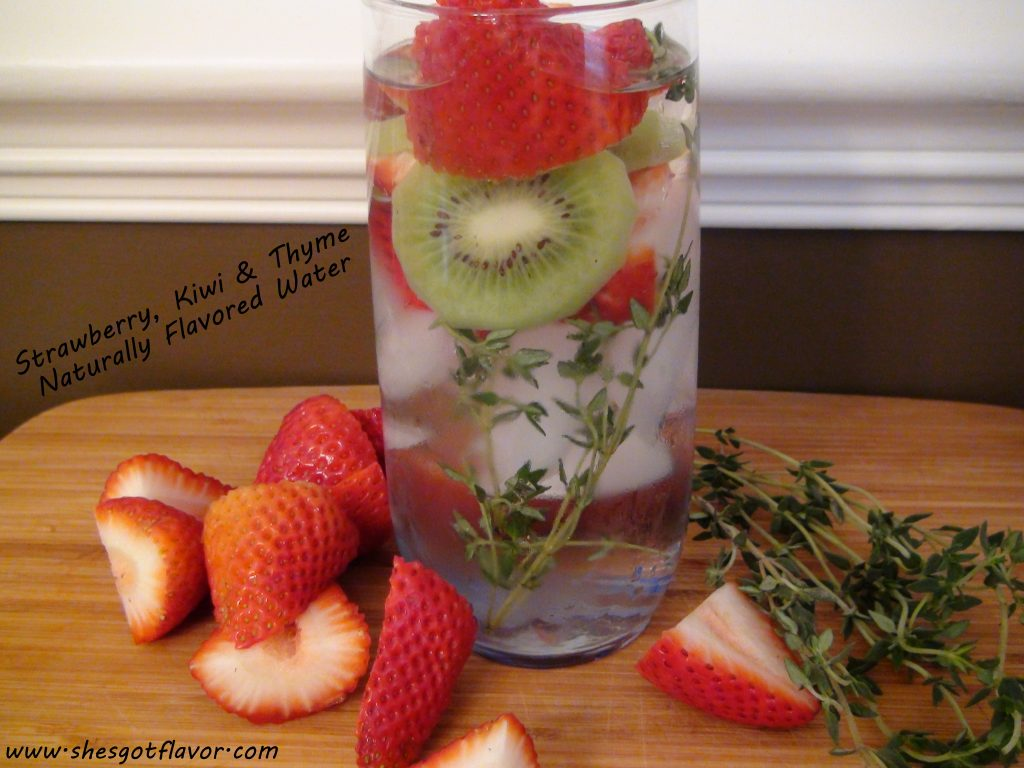 www.shesgotflavor.com naturally flavored water with fruits and herbs