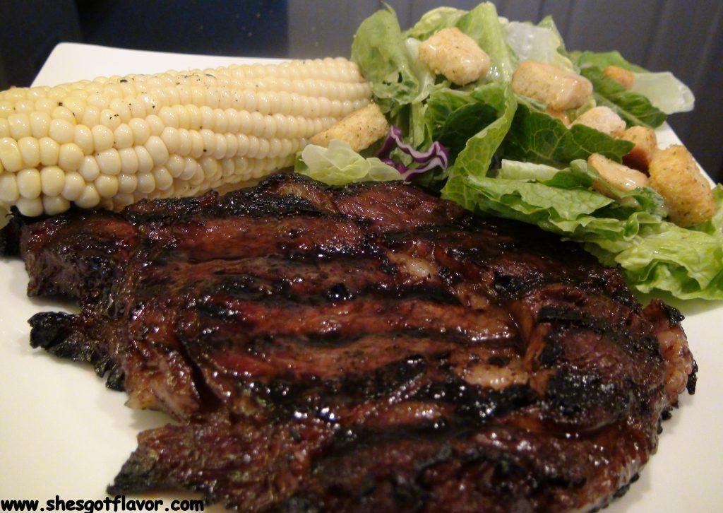 www.shesgotflavor.com Hawaiian steak