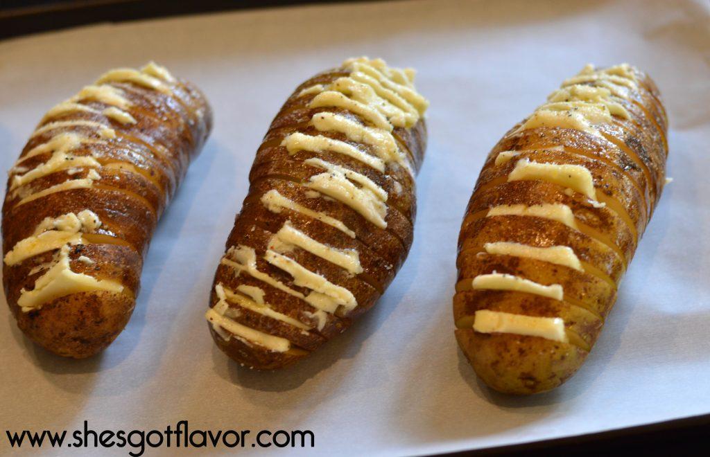 Hassleback Potatoes shesgotflavor utokia langley