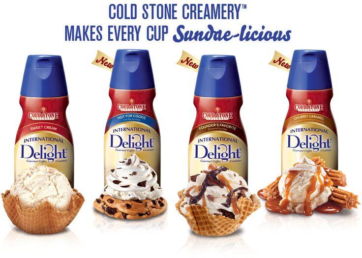 new flavors creamery coldstonenew flavors creamery coldstone